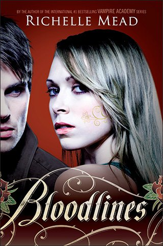 Post thumbnail of Review: Bloodlines by Richelle Mead